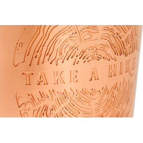 United By Blue Take A Hike Copper Bicchiere, copper